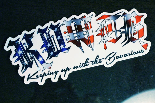 "Image of KUWTB ""Merica Pride"" Original"