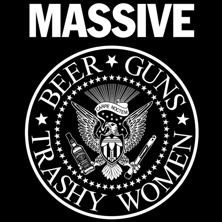 Image of Beer, Guns & Trashy Women - Tees & Zip Hoodies