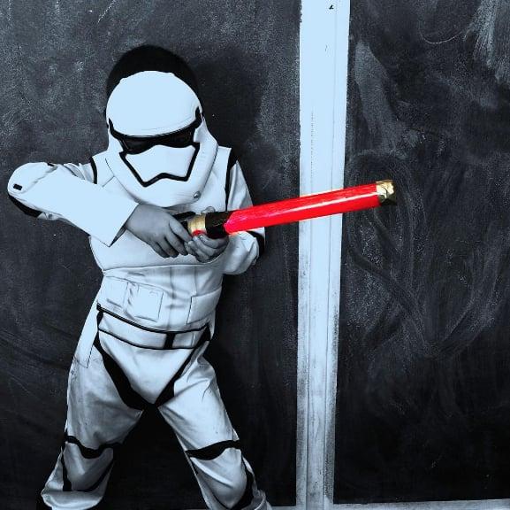 Image of Star Wars!  Thursday 19th December 1 -4pm