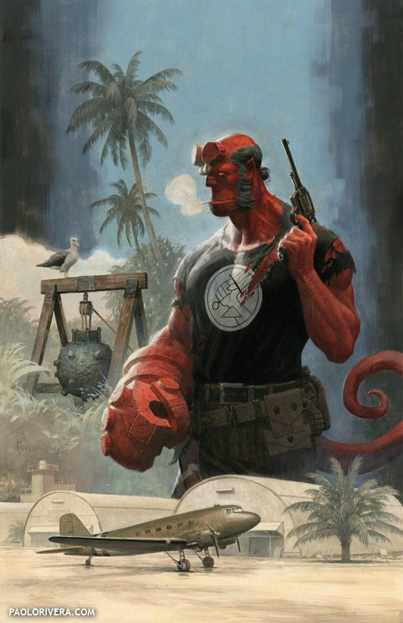Image of Hellboy: Occult Intelligence