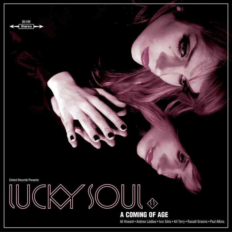 Image of LUCKY SOUL (CD Digipak)