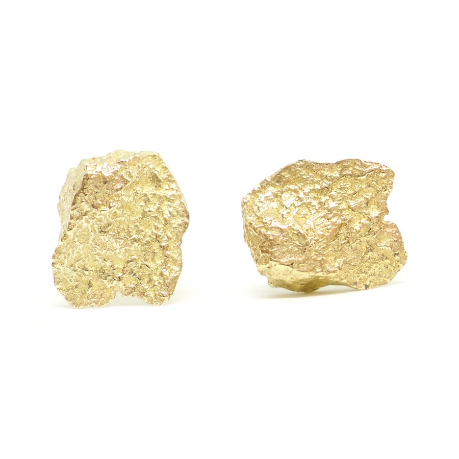 Image of Ides Earrings in Gold