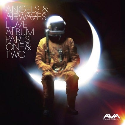 Image of ANGELS & AIRWAVES - Love : Album Parts One & Two - Edition 2CD Jewelcase