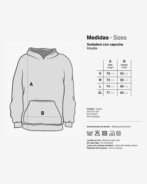 Image of Herokid Levitation · Grey Hoodie