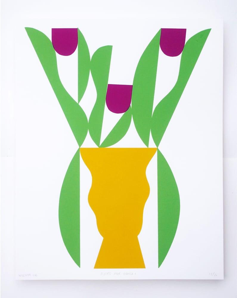 Image of Fleurs Pour Anaick