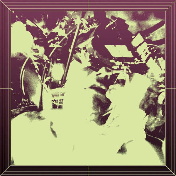 Image of [B.F.E.42] SΛRIN - Psychic Stress LP