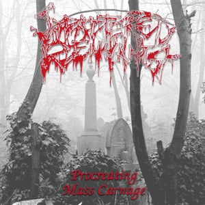 Image of Scattered Remnants - Procreating Mass Carnage
