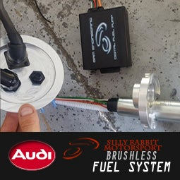 Image of Silly Rabbit Motorsport - Audi Brushless Fuel System