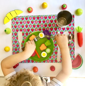 Image of Montessori Children's Placemat
