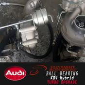 Image of Silly Rabbit Motorsport - 2.7tt Garrett Ball Bearing Hybrid K04 Turbochargers