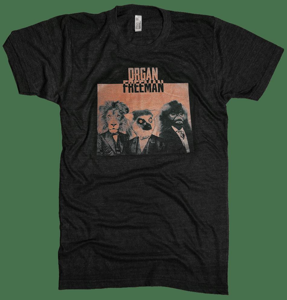 Image of Organ Freeman Self-Titled T-Shirt