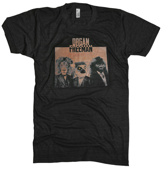 Image of Organ Freeman Self-Titled T-Shirt