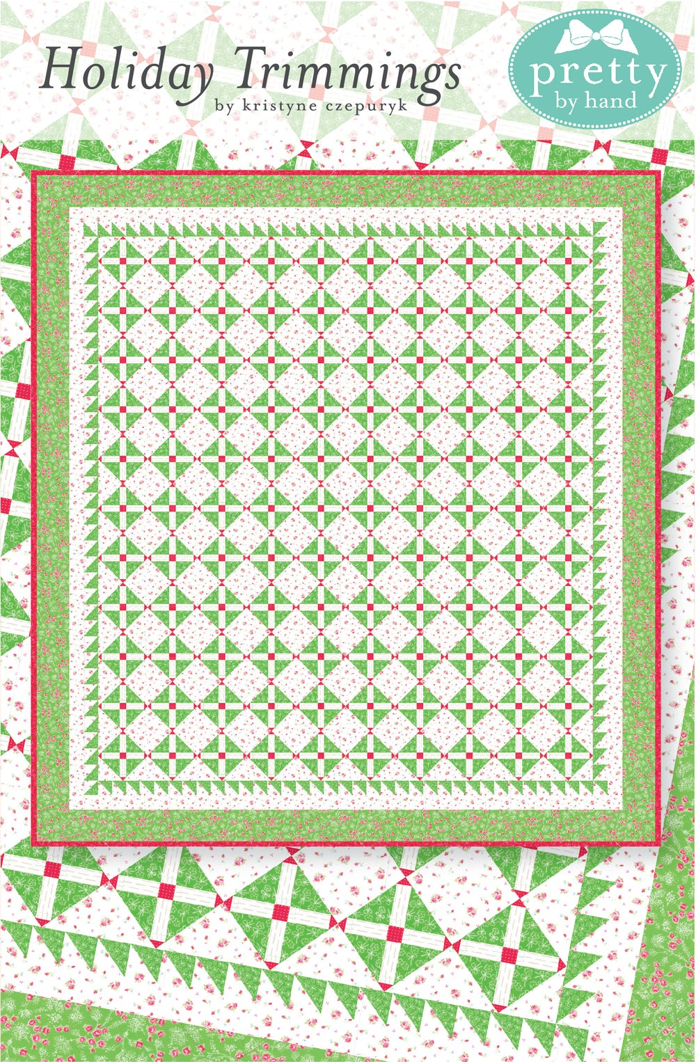 Image of PDF - Holiday Trimmings Quilt Pattern