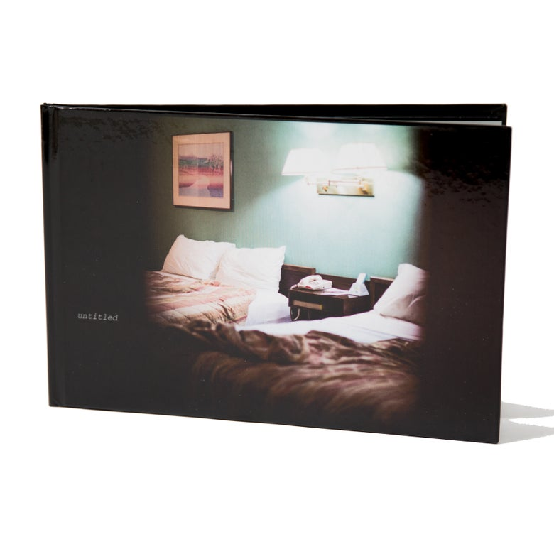 Image of Untitled Series Hardcover Book