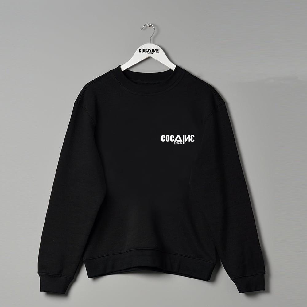 Image of Cocaine Legacy Designer Sweatshirt
