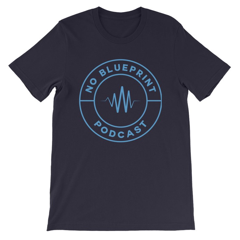 Image of NBP_Stamp_Carolina-Navy_Tee