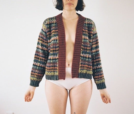Image of Spring Cocktail Cardigan