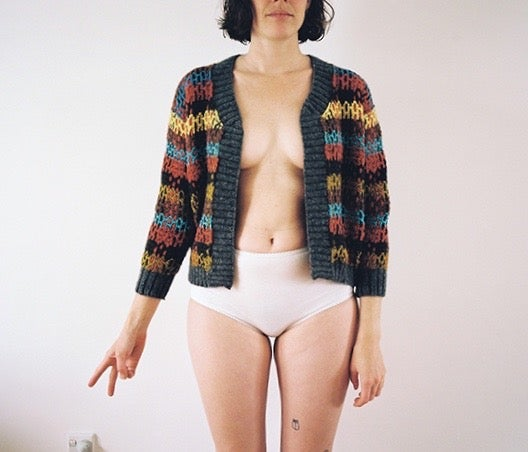 Image of Autumn Cocktail Cardigan