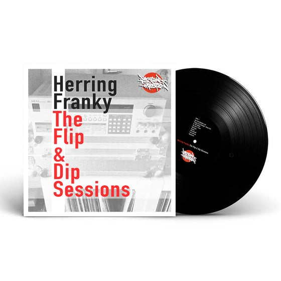 "Image of Herring Franky - The Flip & Dip Sessions (12"" Vinyl LP)"