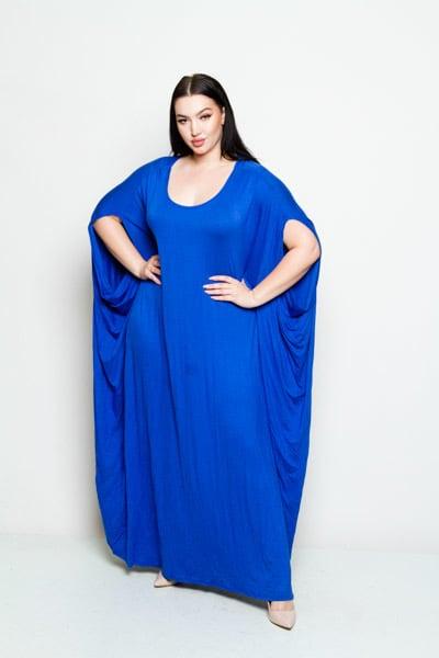 Image of Oversized harem dress