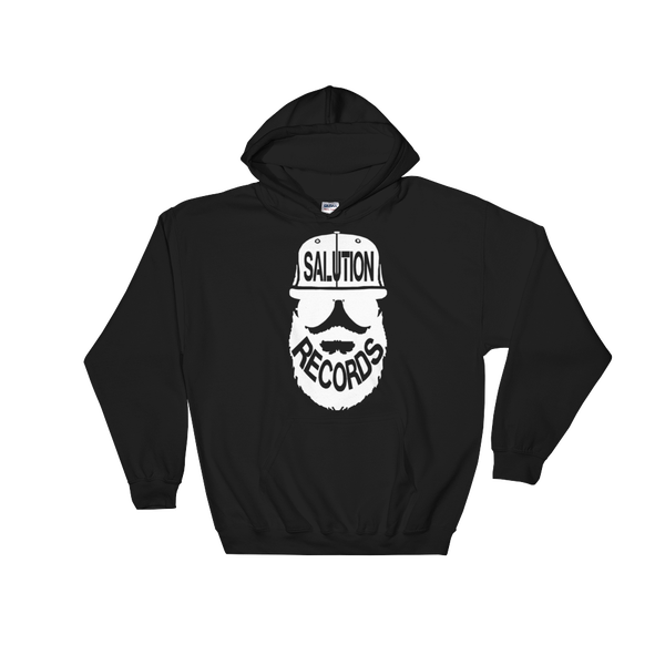 Image of Hoodies-Bearded Logo