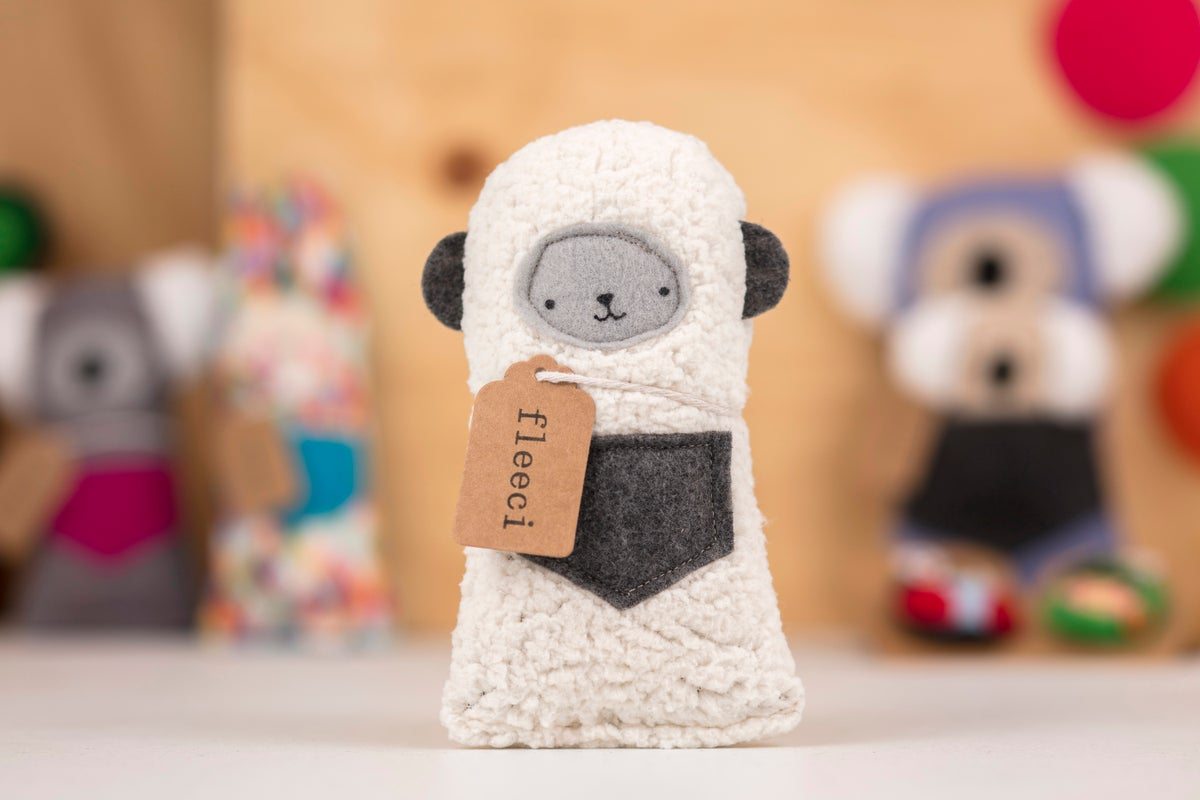 Image of MINI SHEEP SOFTIE