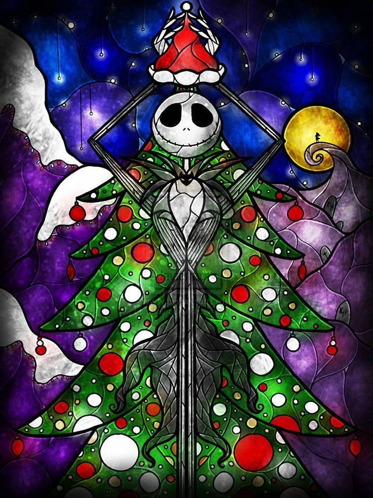 Image of Nightmare Before Christmas Friday 13th December 1 -4pm
