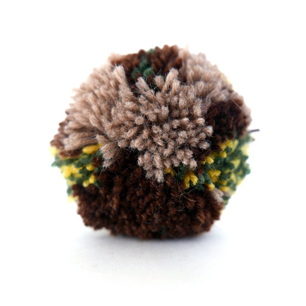 Image of PomPon Charms collection - GREEN