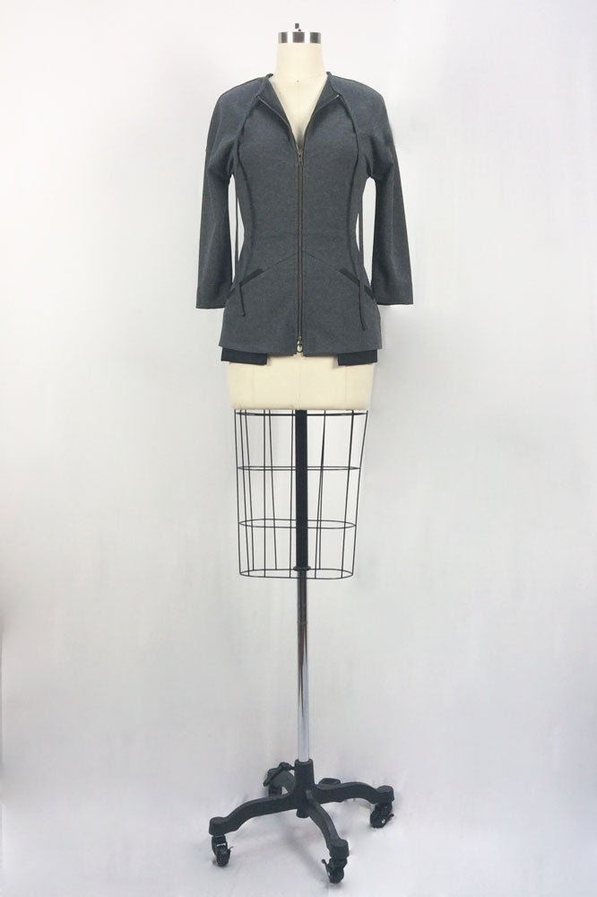 Image of Crucible Jacket (Gray)