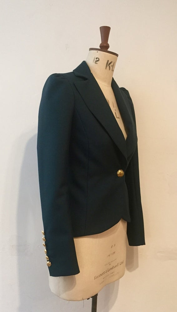 Image of Single button Zoe jacket
