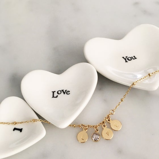 Image of L💎VE bracelet