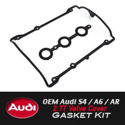 Image of OEM Audi S4 / A6 / Allroad 2.7T Valve Cover Gasket Kit