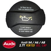 Image of Audi S4 / A6 / Allroad 2.7T Vented Oil Cap