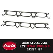 Image of OEM Audi S4 / A6 / Allroad 2.7T Intake Manifold Gasket Kit
