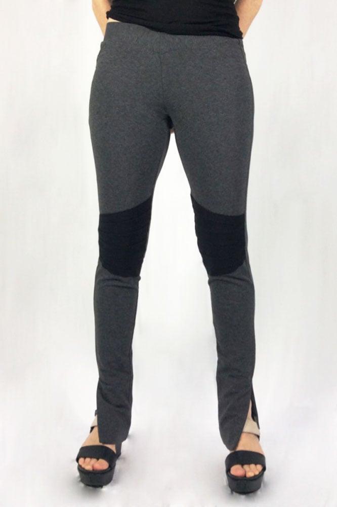 Image of Velocity Leggings (Gray)