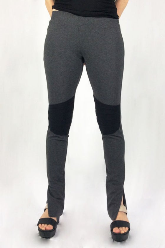 Image of Velocity Leggings (Gray)