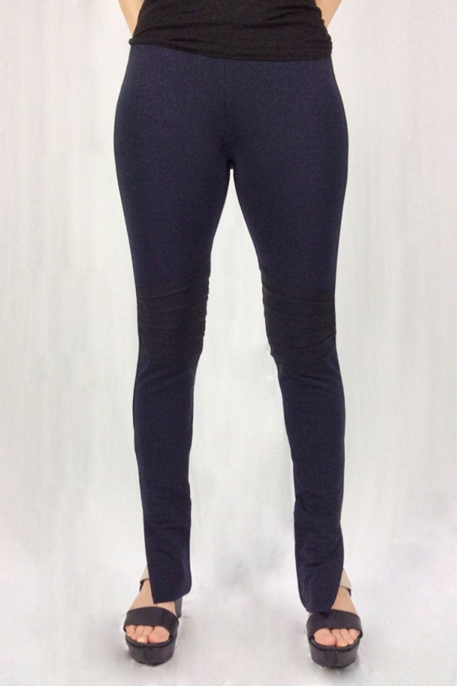 Image of Velocity Leggings (Navy)