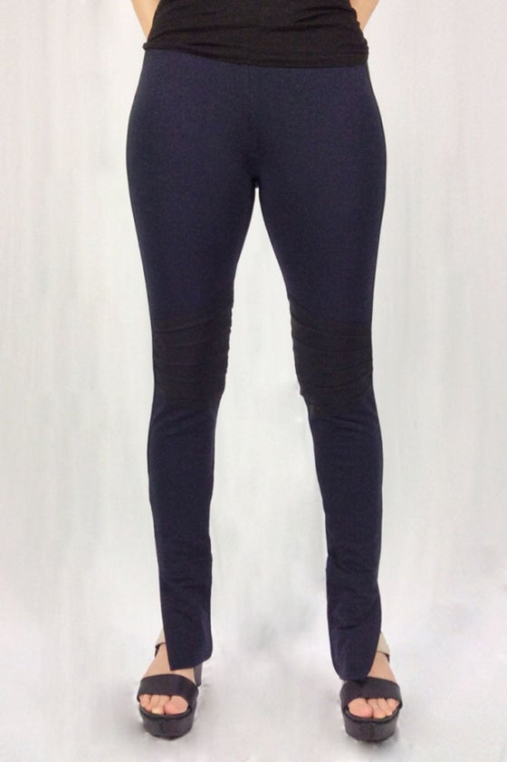 Image of Velocity Leggings Navy