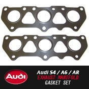 Image of OEM Audi S4 / A6 / Allroad 2.7T Ex Manifold Gasket Kit