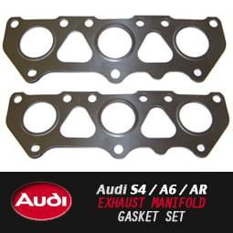 Image of OEM Audi S4 / A6 / Allroad 2.7T Ex Manifold Gasket Kit