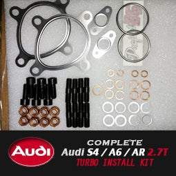 Image of PROJECT:B5 - COMPLETE 2.7 TURBO INSTALL KIT