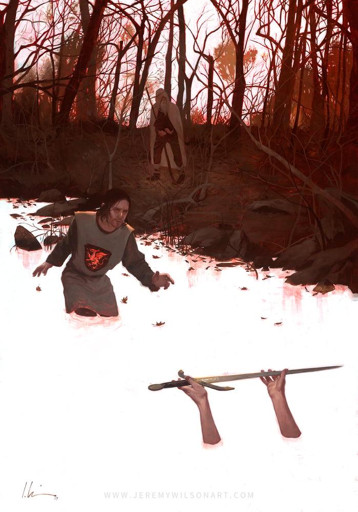 Image of Morte D' Arthur