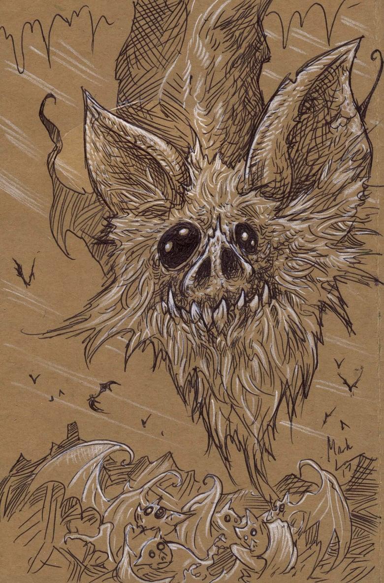 Image of BAT MAMMA with batlings