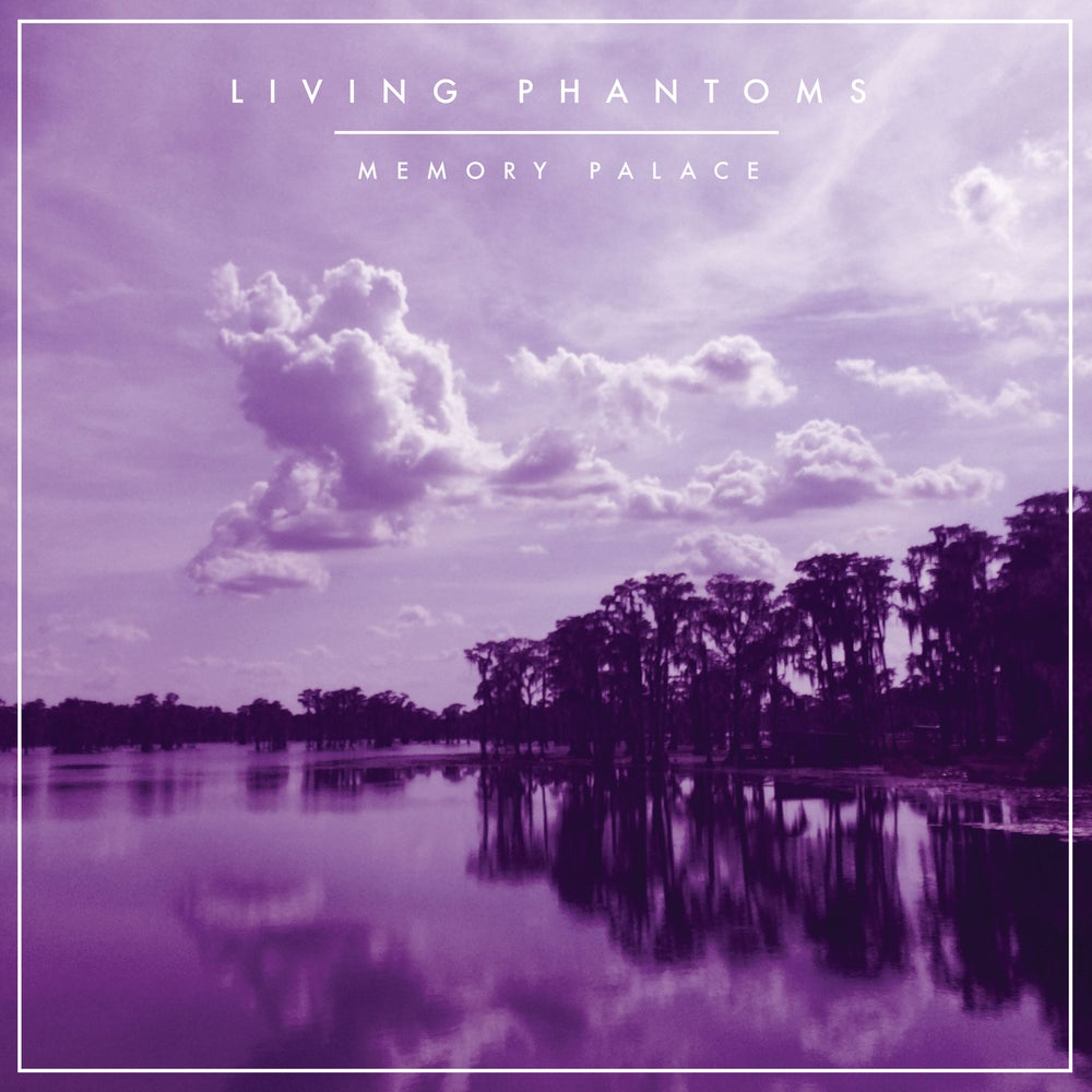 Image of Living Phantoms - Memory Palace CD