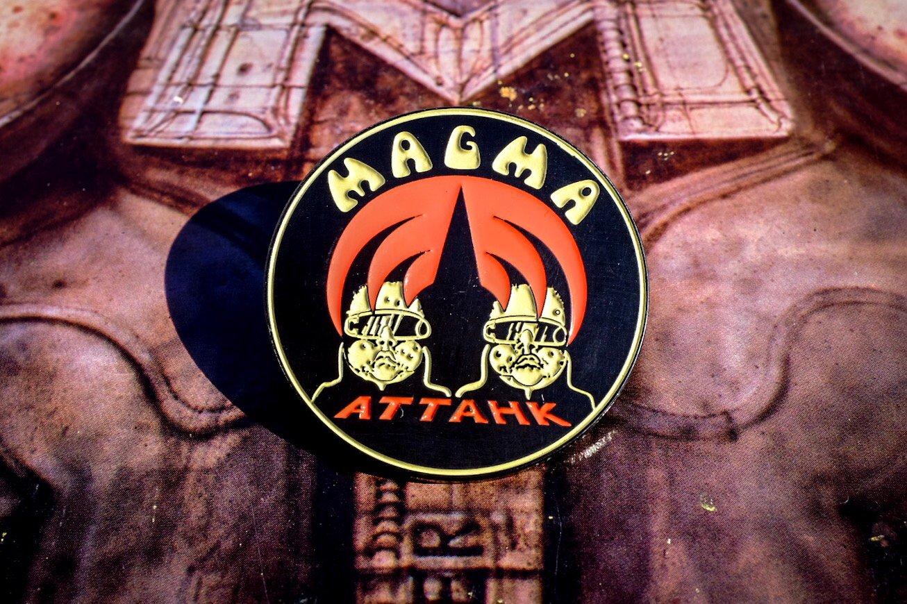 Image of Magma Attahk
