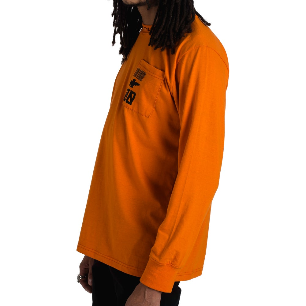 Image of Incarca X Longsleeve T-shirt