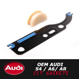 Image of OEM Audi S4 / A6 / Allroad 2.7T Cam Chain Tensioner Gaskets