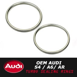 Image of OEM Audi S4 / A6 / Allroad 2.7T/RS6 Turbo Sealing Rings