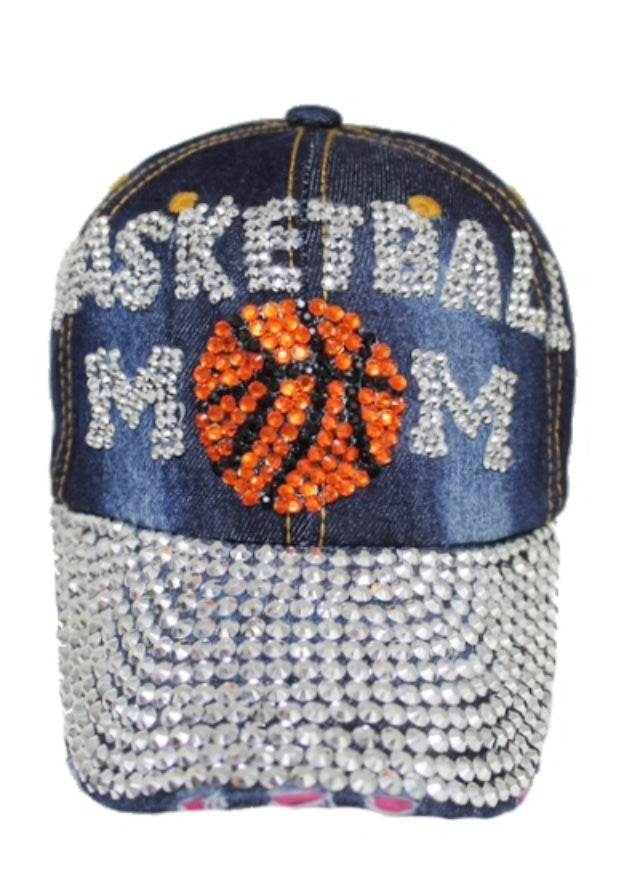 Image of BASKETBALL MOM HAT