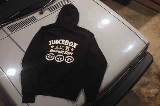 """Image of Juicebox """"Emerald Style"""" Hoodie"""